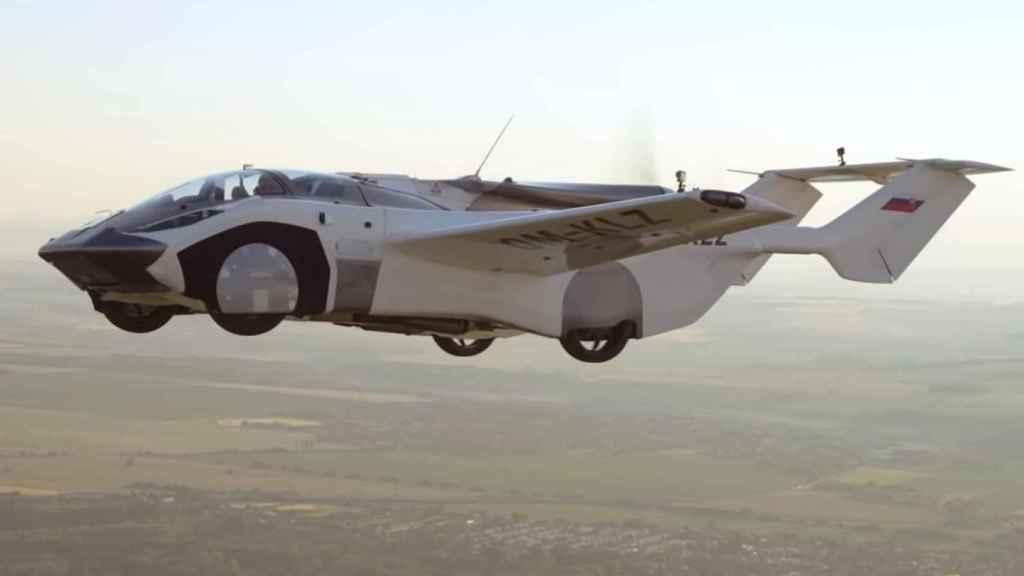 AirCar Prototype