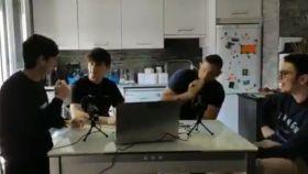 Captura de pantalla del polémico vídeo donde se habla de matar a homosexuales.