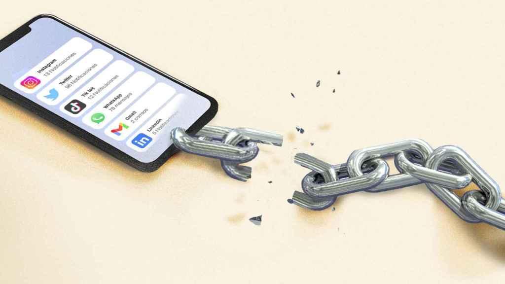 Desconexión social.