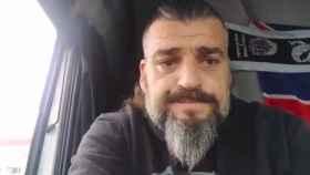 Captura de pantalla del vídeo de Bulldog Punk que se ha hecho viral.
