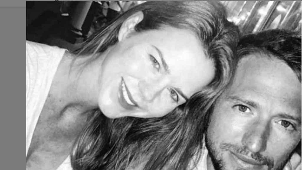 Amelia Bon y Manuel Martos en una imagen publicada en Instagram