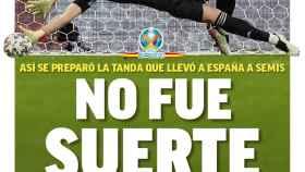 La portada del diario MARCA (04/07/2021)