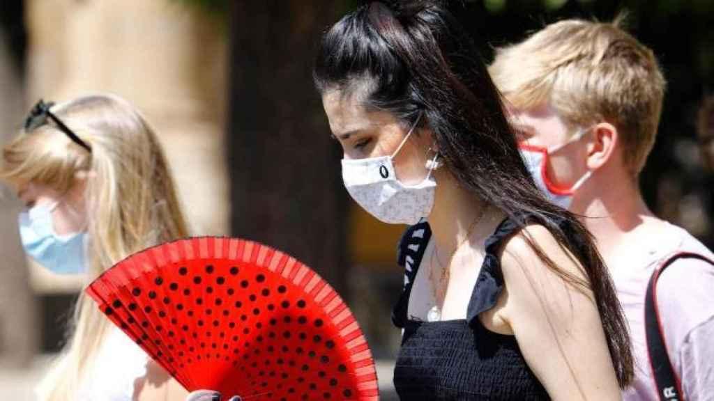 Albacete, en riesgo este sábado por altas temperaturas