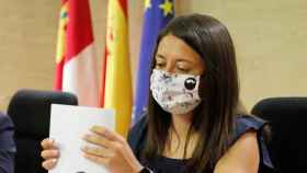 Consejera de Bienestar Social del Gobierno de Castilla-La Mancha, Bárbara García