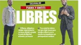 La portada del diario Mundo Deportivo (04/07/2021)