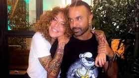 Sofía Cristo y Luis Rollán, en una imagen de sus redes sociales.