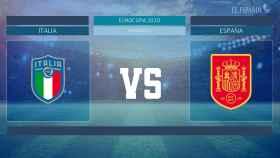 Horario internacional y dónde ver el Italia - España de la Eurocopa 2020