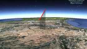 ¿Qué era eso? Muchas personas del centro de España vieron una luz a toda velocidad en el cielo