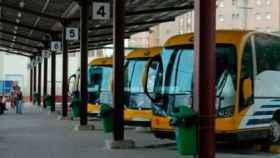 Estación de autobuses de Lorca.