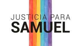 Manifestaciones en repulsa al asesinato de Samuel, de 24 años, en A Coruña.