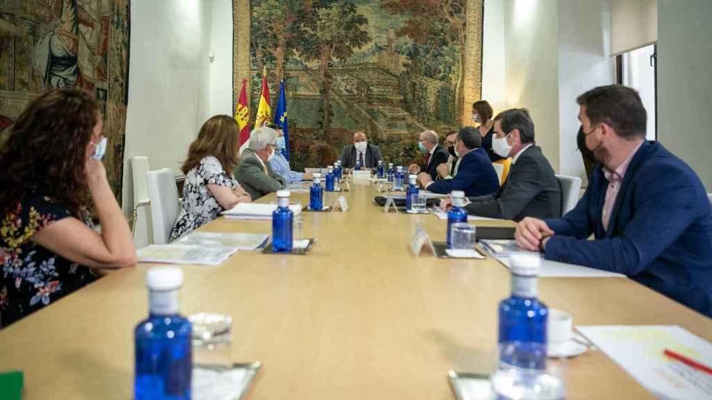 Foto: Gobierno de Castilla-La Mancha