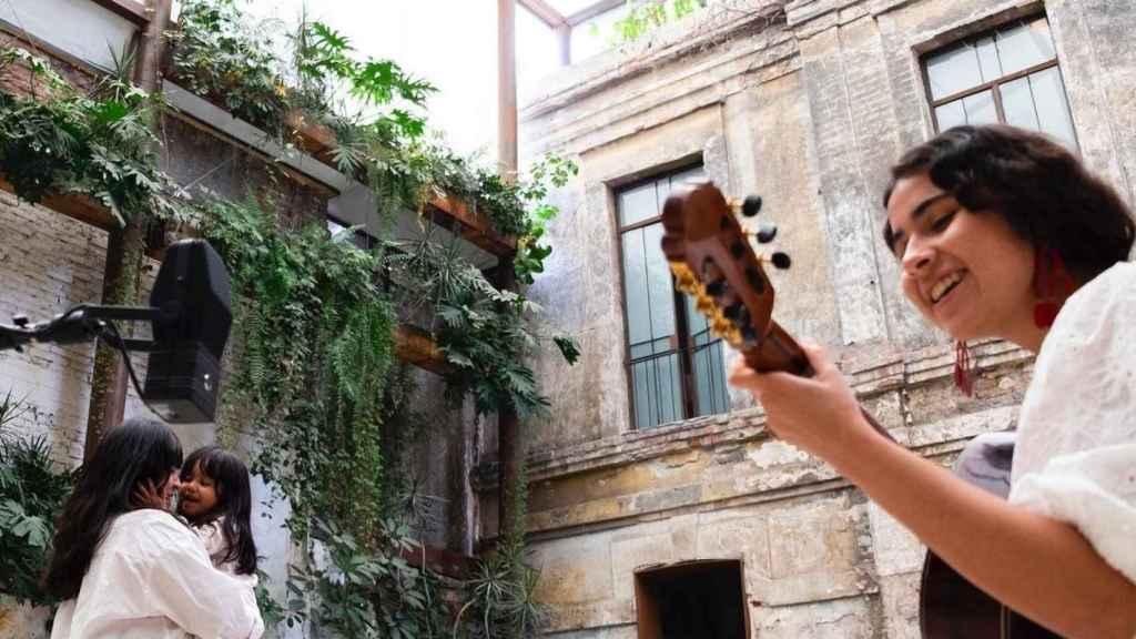 Silvana Estrada cantando su tema 'Si me matan'