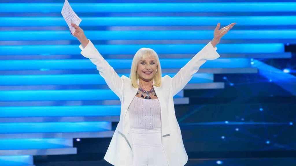 Adiós a Raffaella Carrá, la italiana que marcó una forma de hacer televisión en España