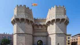 Puerta de los Serranos, Valencia