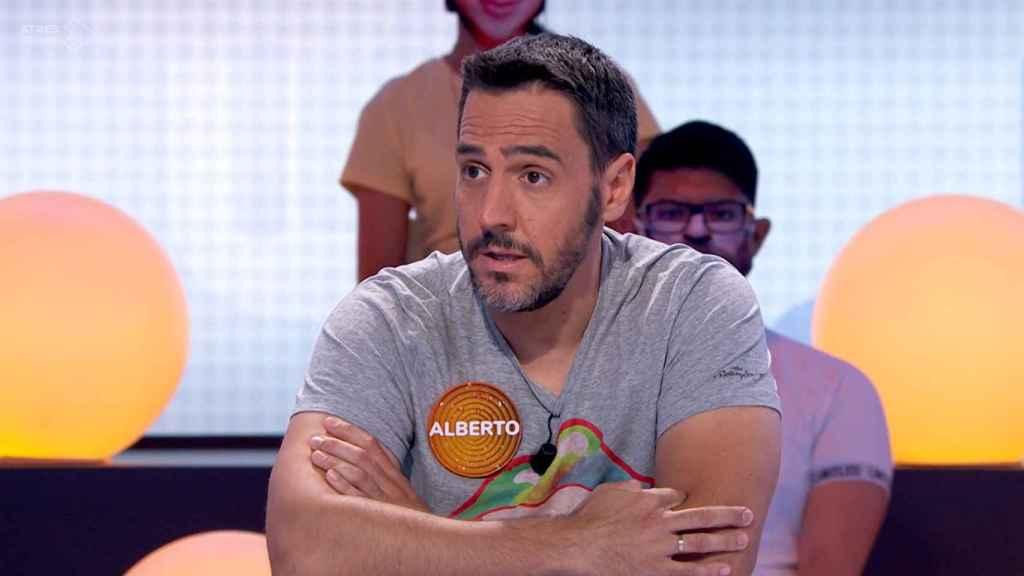 Alberto Alfonsín ya estuvo en 'Pasapalabra' a finales de 2015.