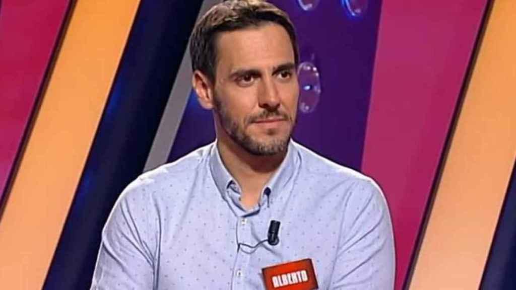Alberto Alfonsín en 'Saber y ganar'.