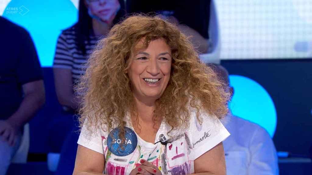 Sofía Álvarez es médico y ha ganado el primer duelo frente a Alberto Alfonsín.