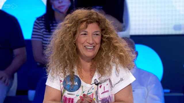 Sofía Álvarez es psiquiatra y destacó desde sus inicios en el concurso.