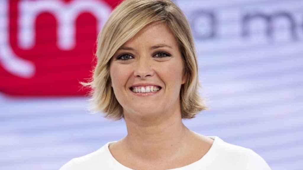 María Casado estuvo al frente de 'La Mañana' durante cuatro años.