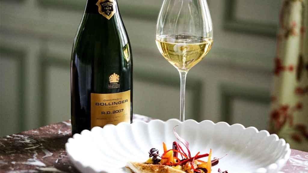 El champán es uno de los vinos más versátiles que existen.