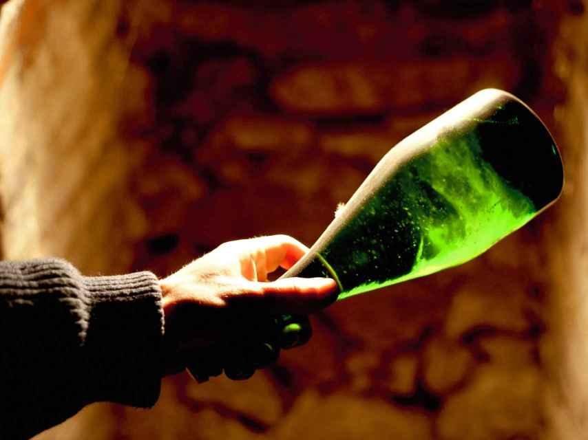 La crianza es una de las fases más importantes del champán.