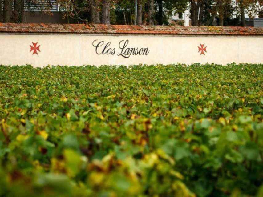 Clos Lanson, en Champagne.