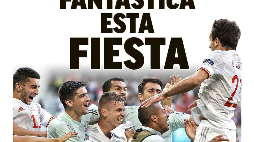 Portada MARCA (06/07/21)