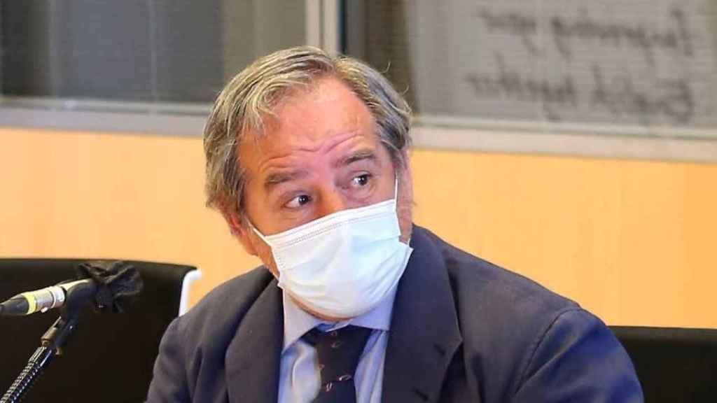 Ángel Nicolás, presidente de CECAM (Foto: Óscar Huertas)