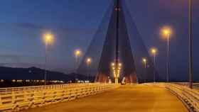 El Puente de Castilla-La Mancha, en Talavera de la Reina (Toledo)