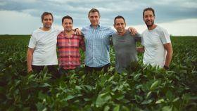 Equipo humano de Auravant que ultima su expansión por Latinoamérica y España.