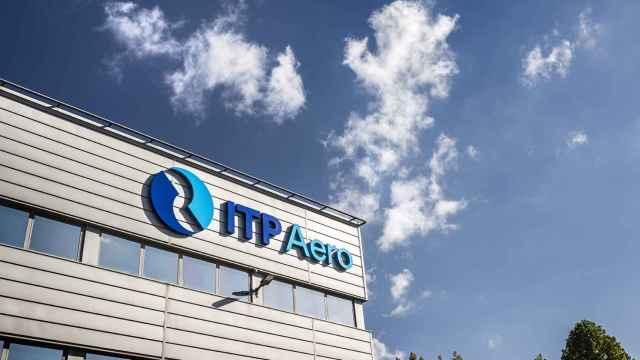 Imagen de la sede de ITP Aero.