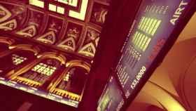 Imagen de la bolsa en Madrid.