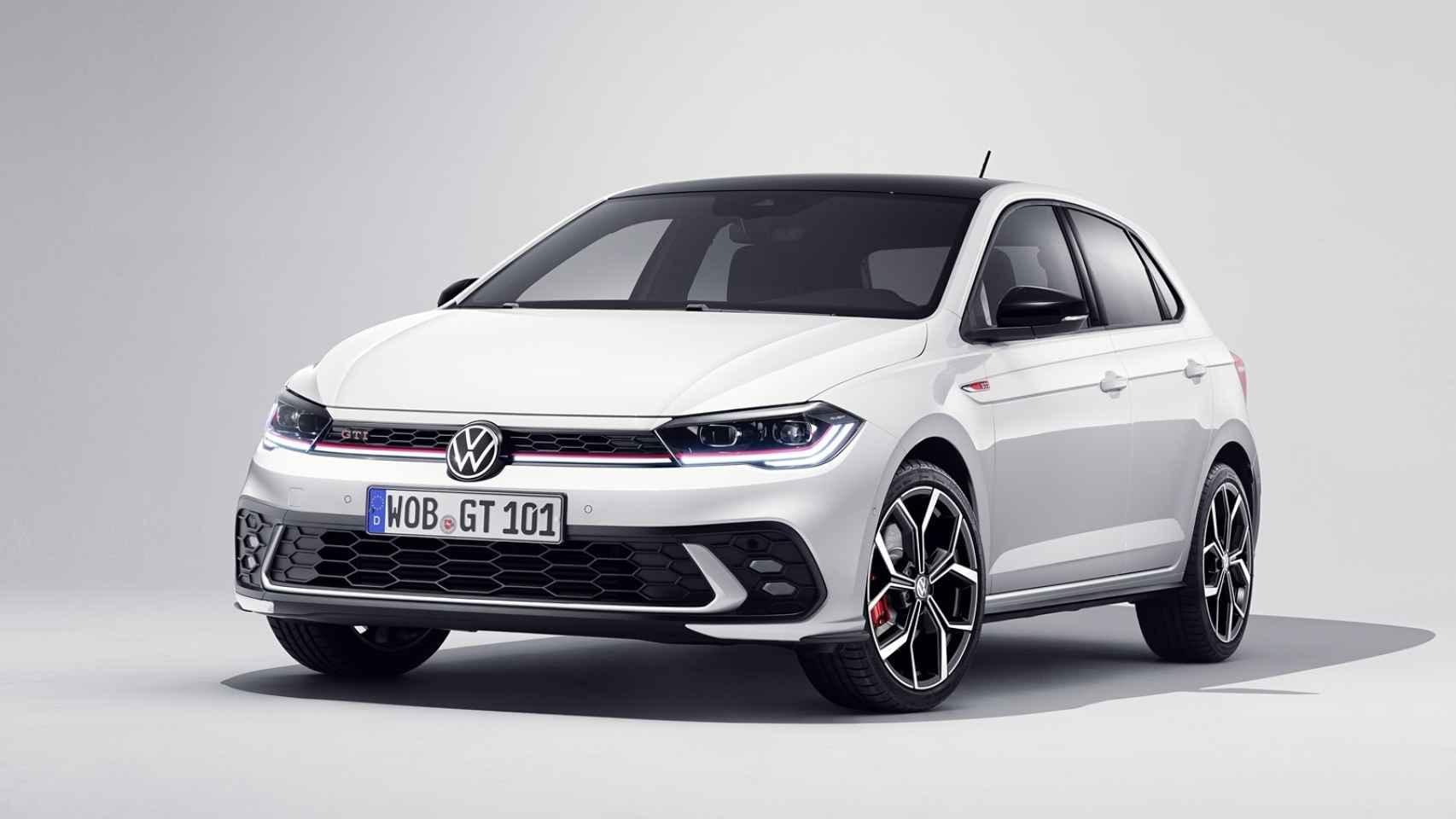 Volkswagen Polo GTI: así es  este nuevo deportivo 'made in Spain' que llega después del verano