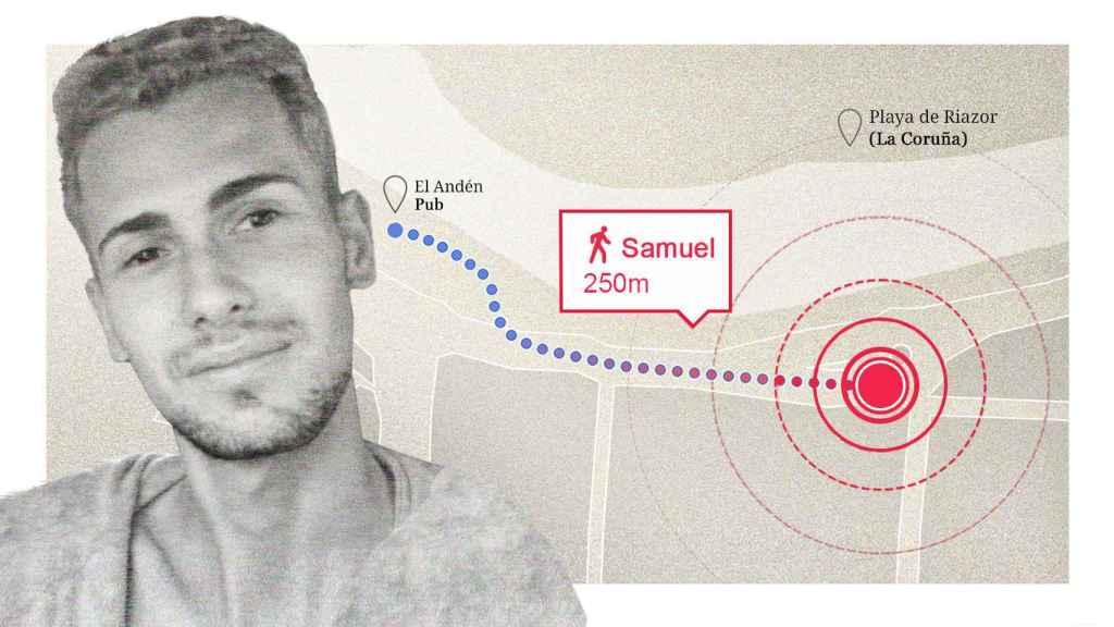 Los asesinos de Samuel lo persiguieron 250 metros y le golpearon durante 15 minutos hasta matarlo