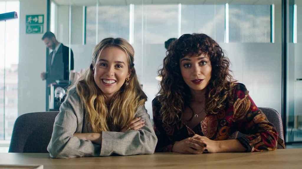Las protagonistas de #Luimelia en una imagen de la temporada 4.