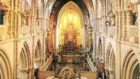 Catedral de Cuenca. Imagen de archivo