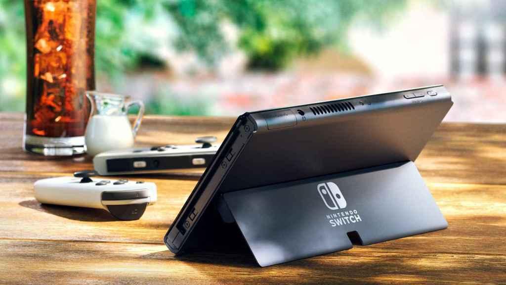 Nueva Nintendo Switch.