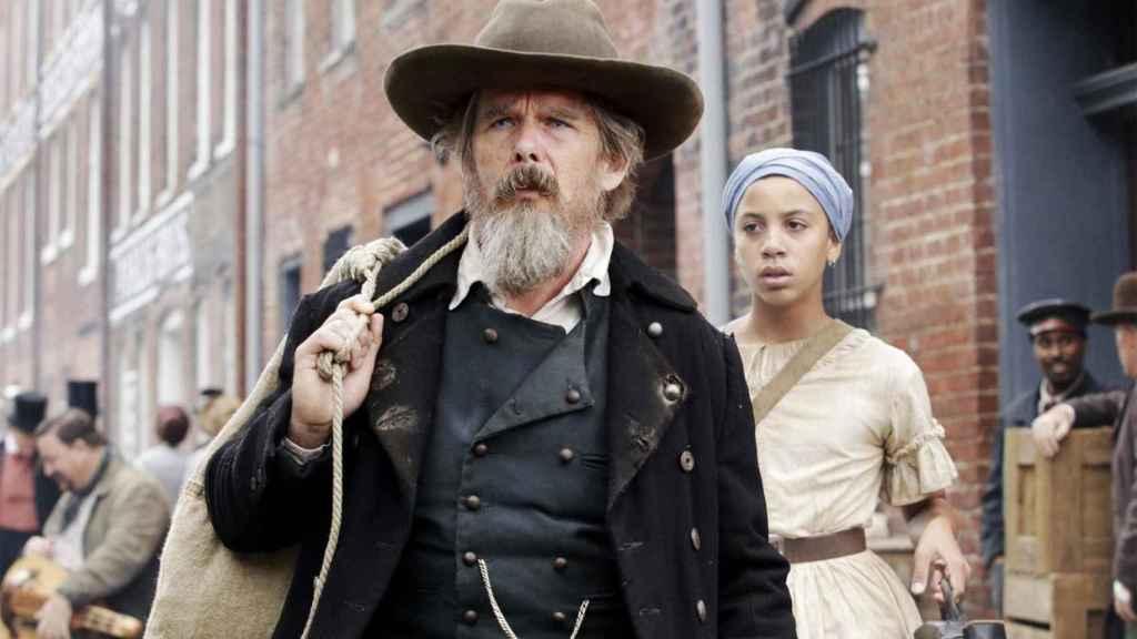 Ethan Hawke en 'El pájaro carpintero' ('The Good Lord Bird').