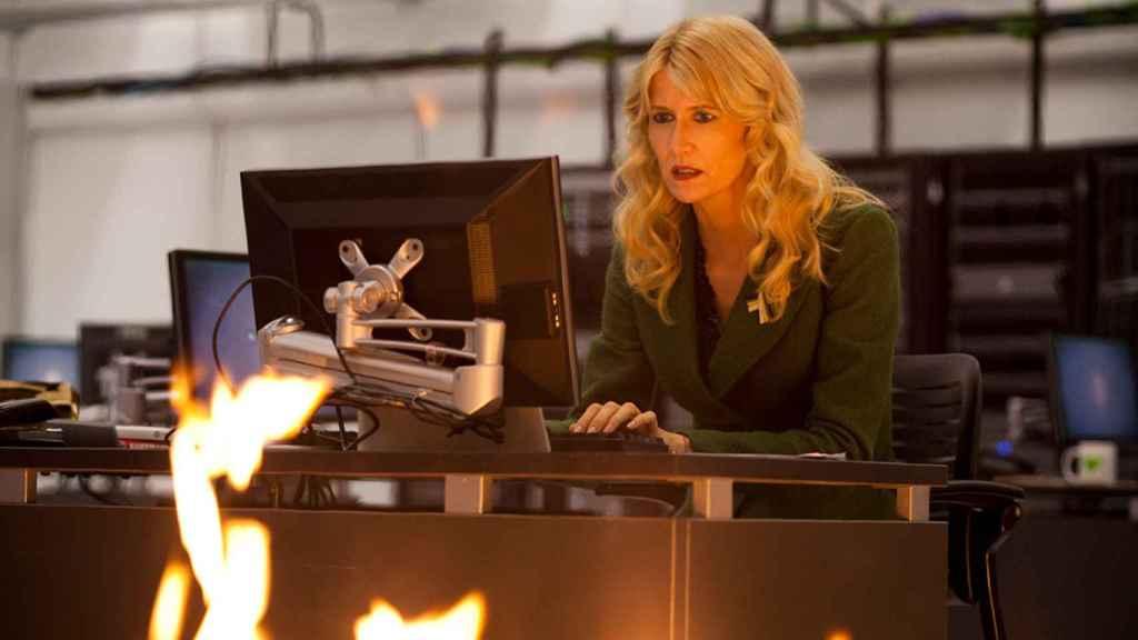 Laura Dern es la protagonista de 'Iluminada' ('Enlightened')