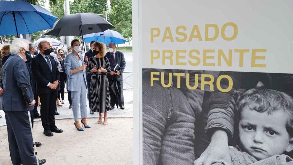 La exposición podrá visitarse en dos puntos de Madrid, hasta el 23 de agosto