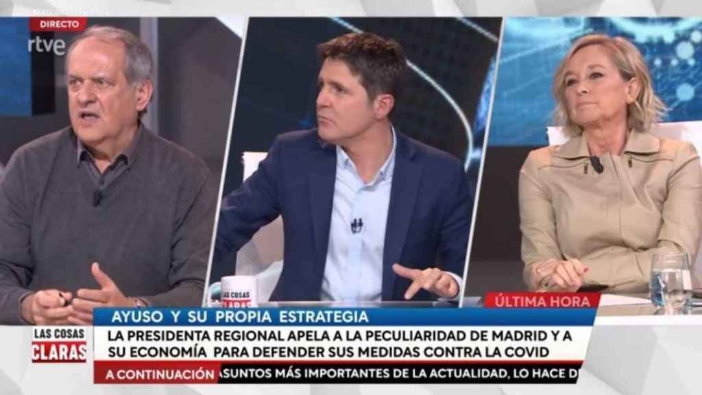 Pérez Tornero aseguró que el info-show no tendría cabida en la nueva TVE.