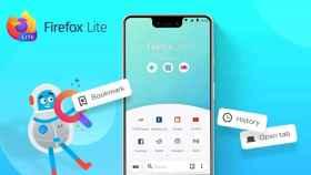 Adiós a Firefox Lite: Mozilla elimina esta versión de Google Play