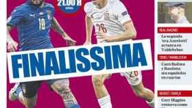 Portada Mundo Deportivo (06/07/21)