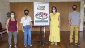 Presentación de Artes Escénicas y Musicales de Castilla-La Mancha 2021. Foto: EP.