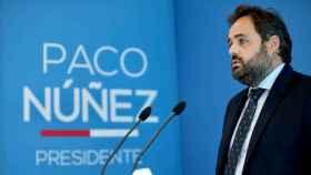 Paco Núñez, en una imagen reciente
