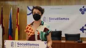 Elena García, alcaldesa de Socuéllamos. Foto: Ayuntamiento de Socuéllamos.