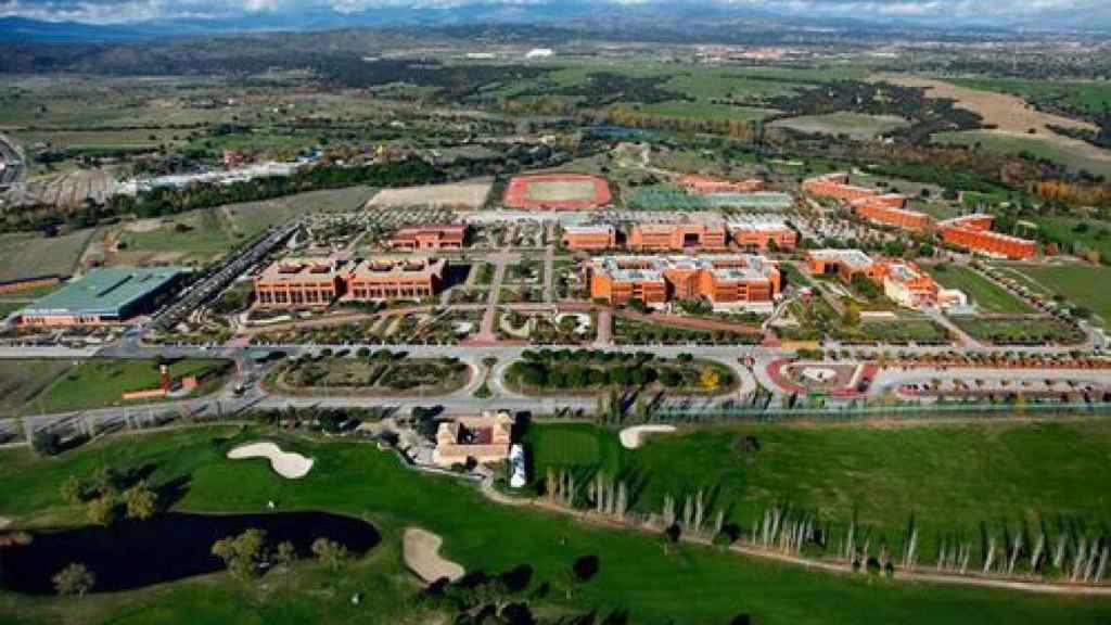 Imagen de archivo del campus de la Universidad Alfonso X El Sabio.