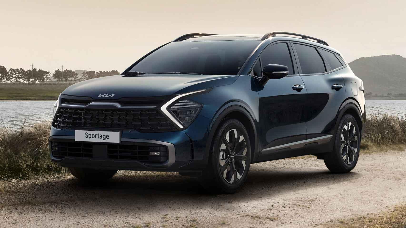 Kia Sportage 2022, el SUV que hará crecer (todavía más) a Kia en España