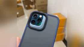 Supuesta carcasa pensada para el iPhone 13 Pro Max.