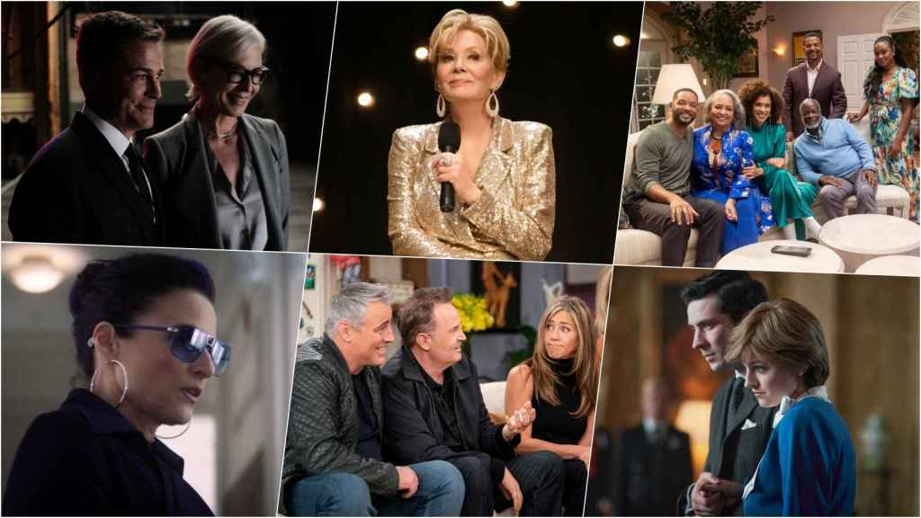 Curiosidades y récords de los Premios Emmy 2021.